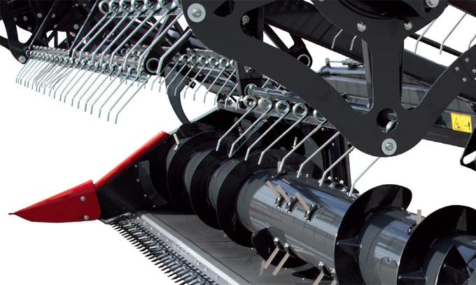Grain system tabliers de coupe repliables pour bl for Colline o cabine marroni